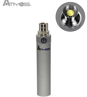 AtmosRx Vaporizer Battery (Silver)