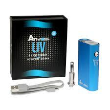 Atmos LIV Power Bank & Vaporizer (Blue)