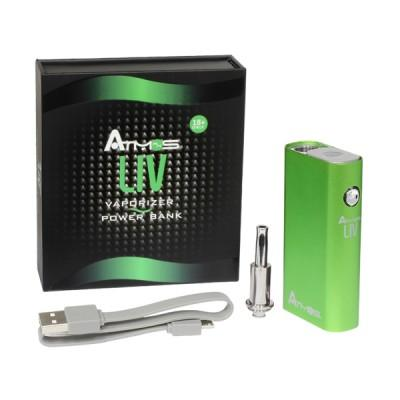 Atmos LIV Power Bank & Vaporizer (Green)